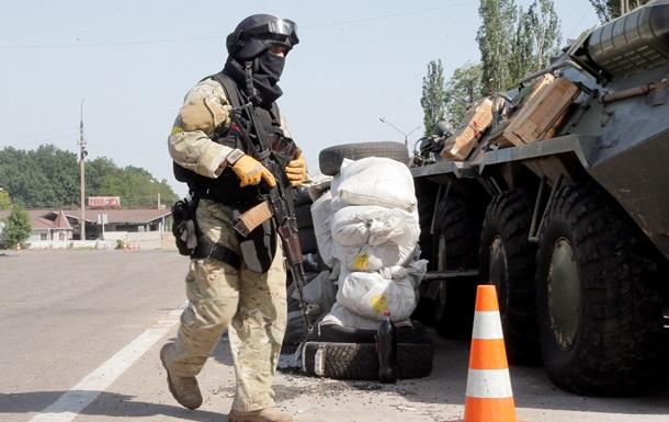 За время проведения АТО в киевский военный госпиталь доставили 140 раненых
