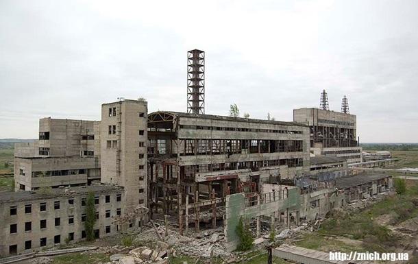 В Славянске на химкомбинате горело десять тонн сухой серы - СМИ