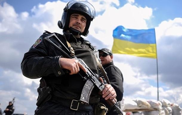 Нацгвардия опровергает обращение о введении ЧП на Донбассе