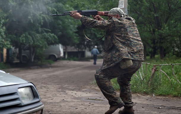 Ополчению удалось без сопротивления захватить воинскую часть в Луганске - СМИ