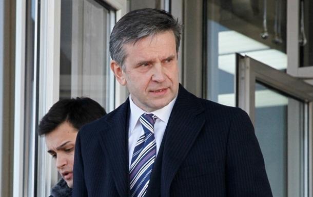 Зурабов: Официальные визиты в рамках российско-украинских отношений пока не планируются