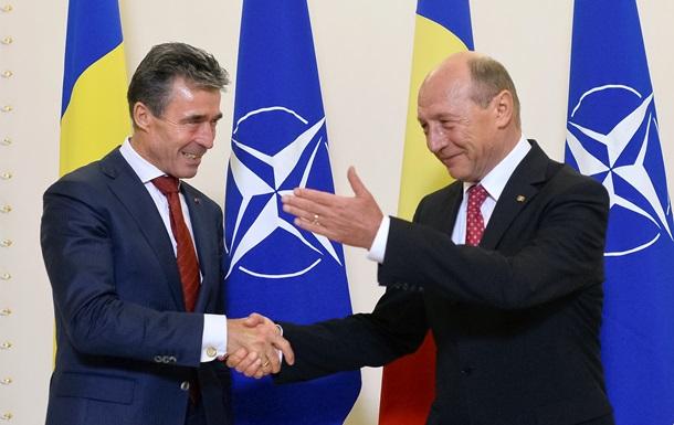 НАТО не буде відкривати нові бази в Румунії у зв язку з українською кризою