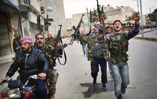 Сирийские власти объявили  всеобщую амнистию