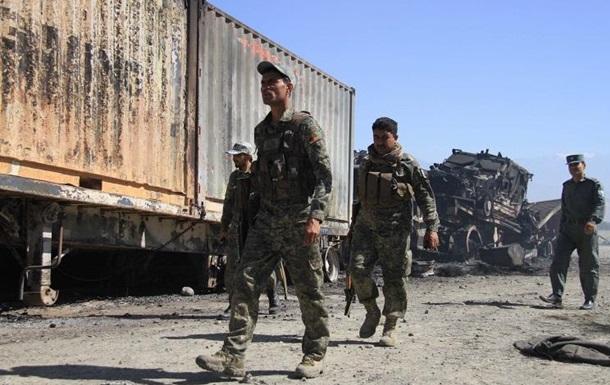 В Афганистане погибли пять военнослужащих НАТО