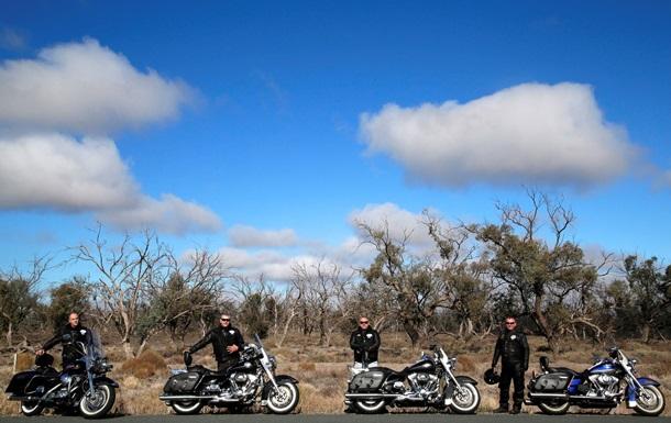 С ветерком. Топ-10 туристических маршрутов для мотоциклистов