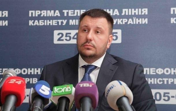 Клименко рекомендует руководству Миндоходов воспользоваться его наработками по сокращению налогов