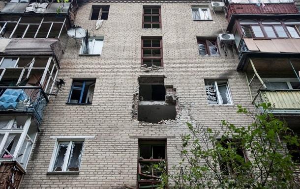 Из Славянска эвакуированы почти все лечебные учреждения