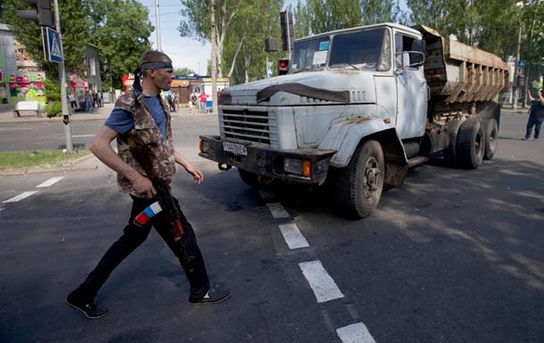 В ДНР заявили о начале  зачистки  Донецка от диверсантов
