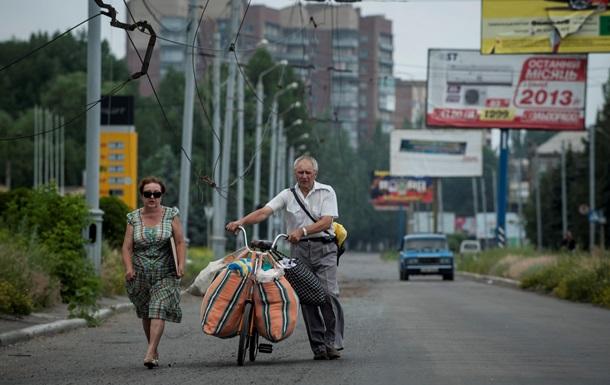 Жители Донбасса будут проходить фильтрацию - глава Минобороны