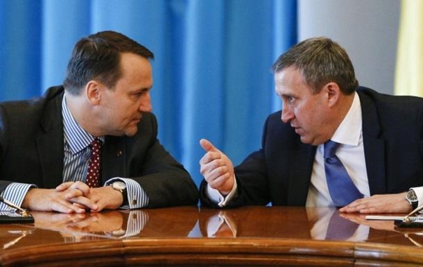Україна звернулася до Польщі і Швеції через поставки РФ зброї на Донбас