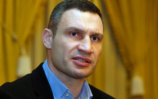 Кличко пообещал уволить всех людей Черновецкого и Попова