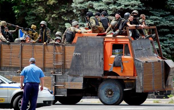 Среди задержанных в Мариуполе оказались два криминальных авторитета