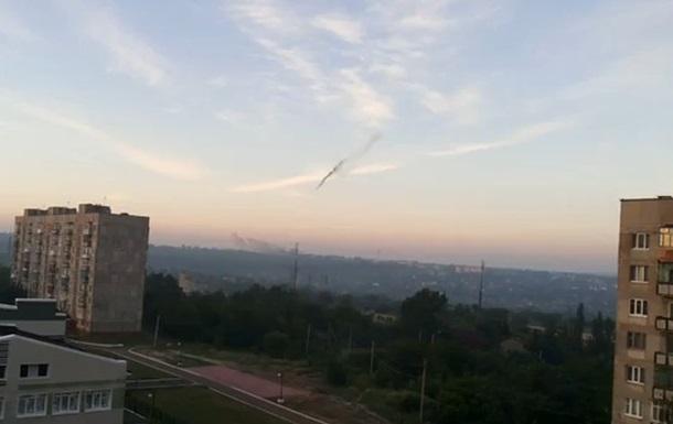 По Горловке нанесли авиаудар: два человека погибли, семеро ранены