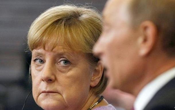 Меркель и Олланд призвали Путина к строгому контролю границы с Украиной
