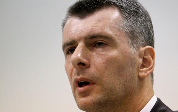 Российский миллиардер Прохоров отказался продать баскетбольный клуб Бруклин Нетс