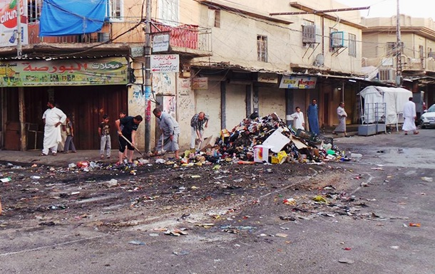 В Багдаде в результате теракта погибли 12 человек