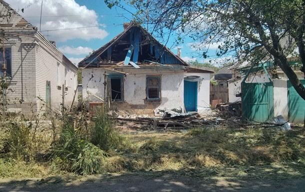 Амвросіївку обстріляли, імовірно, з Граду - Міноборони