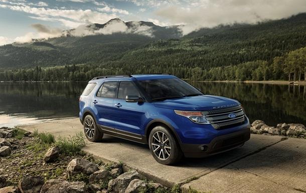 Ford представил обновленный внедорожник Explorer