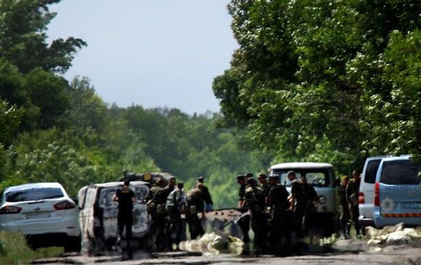 Ликвидированы или ранены до 30 сепаратистов в результате боя в Луганской области – Селезнев