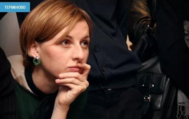 ГПУ расследует задержание украинской журналистки российскими пограничниками