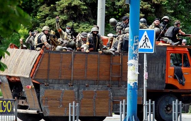 В батальоне Азов рассказали, почему АТО до сих пор не завершена