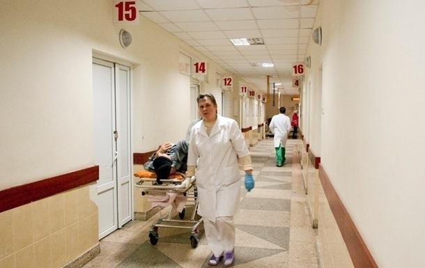 В луганские больницы за сутки поступило 37 раненых – горсовет