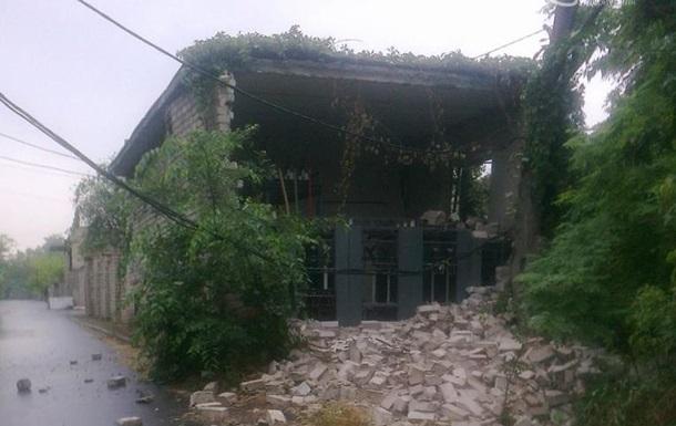 В Мариуполе взорвали подстанцию телевышки