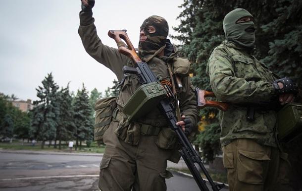 Сепаратисты повредили танк сил АТО - Селезнев
