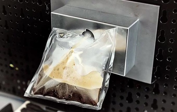На МКС установят первую кофемашину