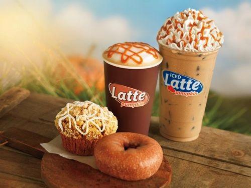 Dunkin' Donuts открывает сезон ледяных напитков