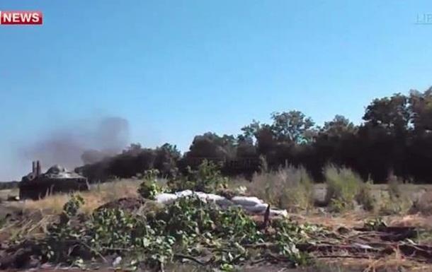 Сепаратисты разбили батальон Айдар - видео