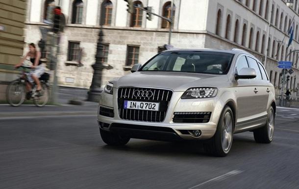 Самый большой кроссовер Audi оснастят турбомотором с электроприводом