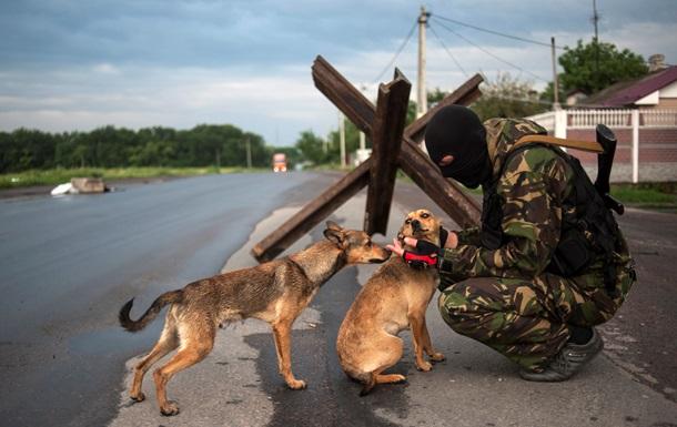 Фронтовые сводки с Юго-Востока за 19 июня