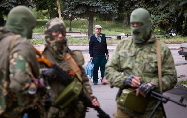В СБУ считают, что на Донбассе действуют около 4,5 тысяч вооруженных людей