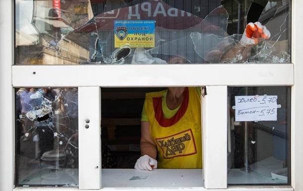 Продукты в Славянск привозят  передвижные магазины