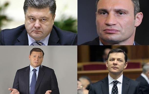 Не Дещицей единым. Как ругаются украинские политики