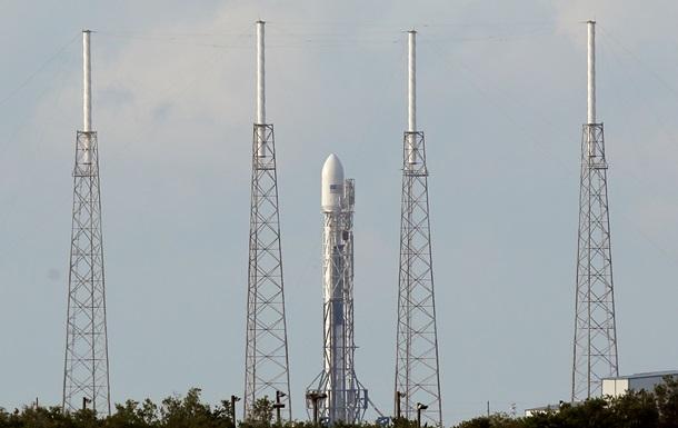 Запуск ракеты Falcon 9 снова отложили