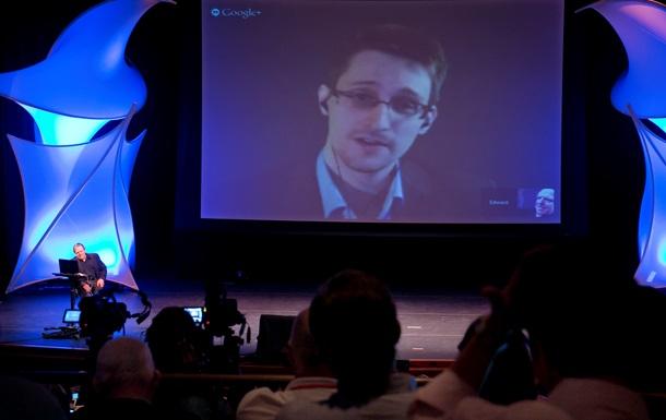 Сноудену присудили премию за  гражданское мужество