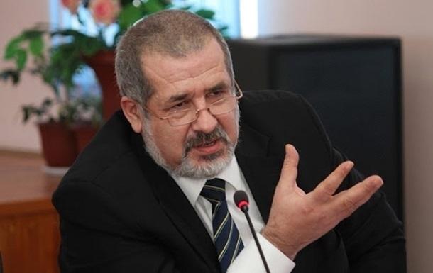 Меджлис отказался участвовать в выборах в Госсовет Крыма - Чубаров