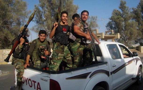 Армия Ирака вернула под контроль города на границе с Сирией и Иорданией