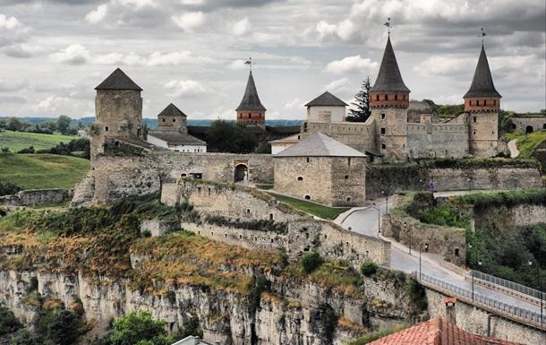 Замки Украины - Камянец-Подольский
