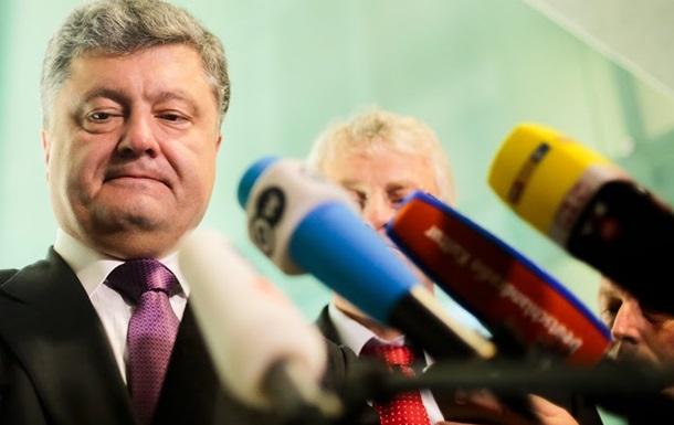ЕС и США помогут создать новые рабочие места на Донбассе – Порошенко