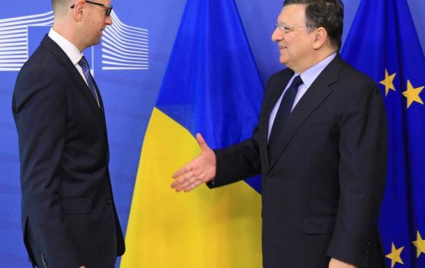Соглашение с ЕС будет подписано 27 июня в Брюсселе