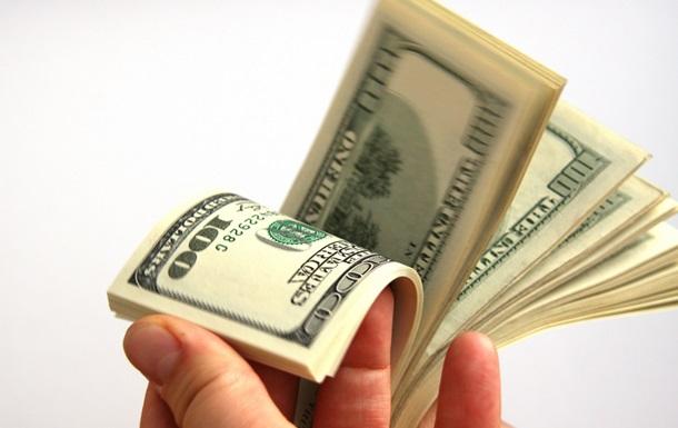 Межбанк открылся долларом по 11,95 гривен