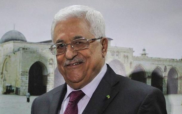 Аббас заявил о готовности Палестины возобновить переговоры с Израилем