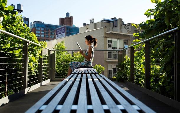Природа в большом городе. Путеводитель по зеленым зонам Нью-Йорка