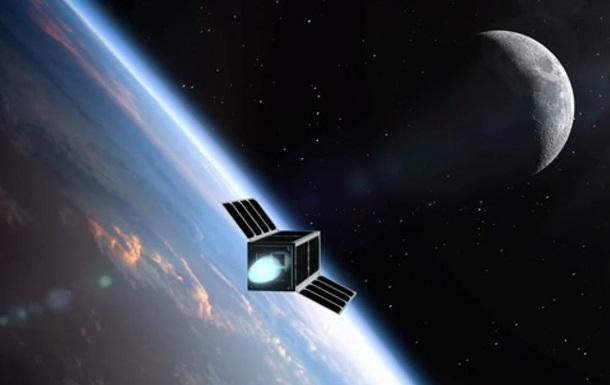 На орбиту вывели первый украинский наноспутник