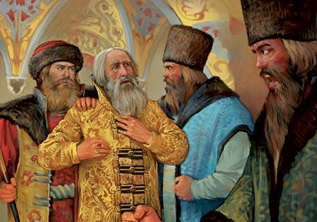Украину ждет семибоярщина