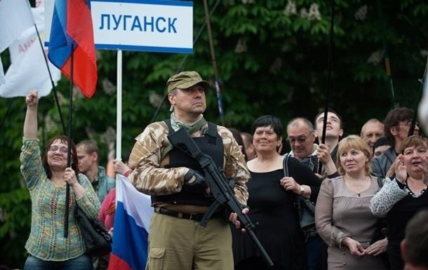 Сепаратисты принудили жителя Луганска работать на ЛНР