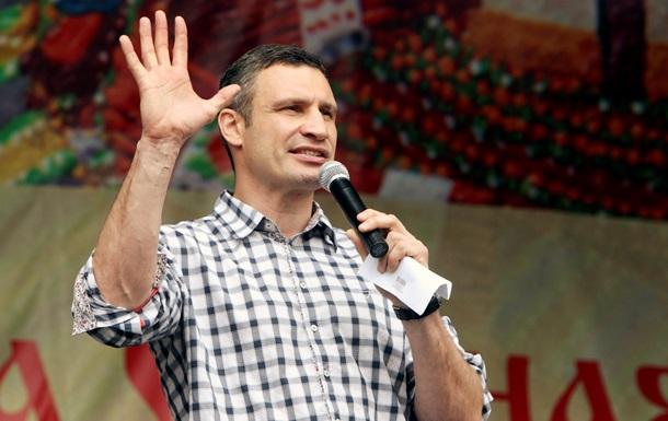 Киев под УДАРом. Как Кличко забрал себе всю власть в столице